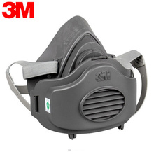KN95 Respirator 3M 3200 Mask Filters Half Face Dust Gas Mask Safety Protective Mask Anti Dust Anti Organic Vapors PM2.5 Fog