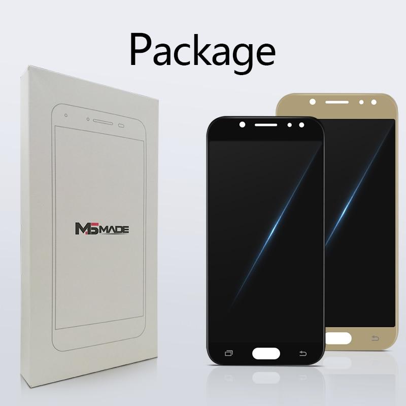 100% Original pour Samsung Galaxy J5 2017 J5 Pro J530 J530F LCD écran tactile numériseur pièces de rechange livraison gratuite - 3