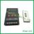 Sete cores de led rgb ajustável controlador principal, mini controlador de led remoto