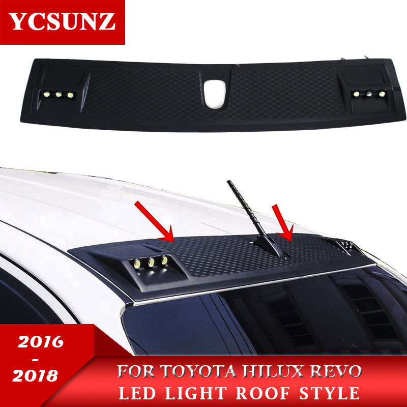 2019 Led Roof Panel Roof Accessories For Toyota Hilux SR5 Reco Rocco 2016 2019