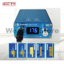WOZNIAK SS-T12A Heizung Station Mit Heizung Nut Für iPhone 6 7 8 X XS MAX Motherboard CPU Entlöten Reparatur