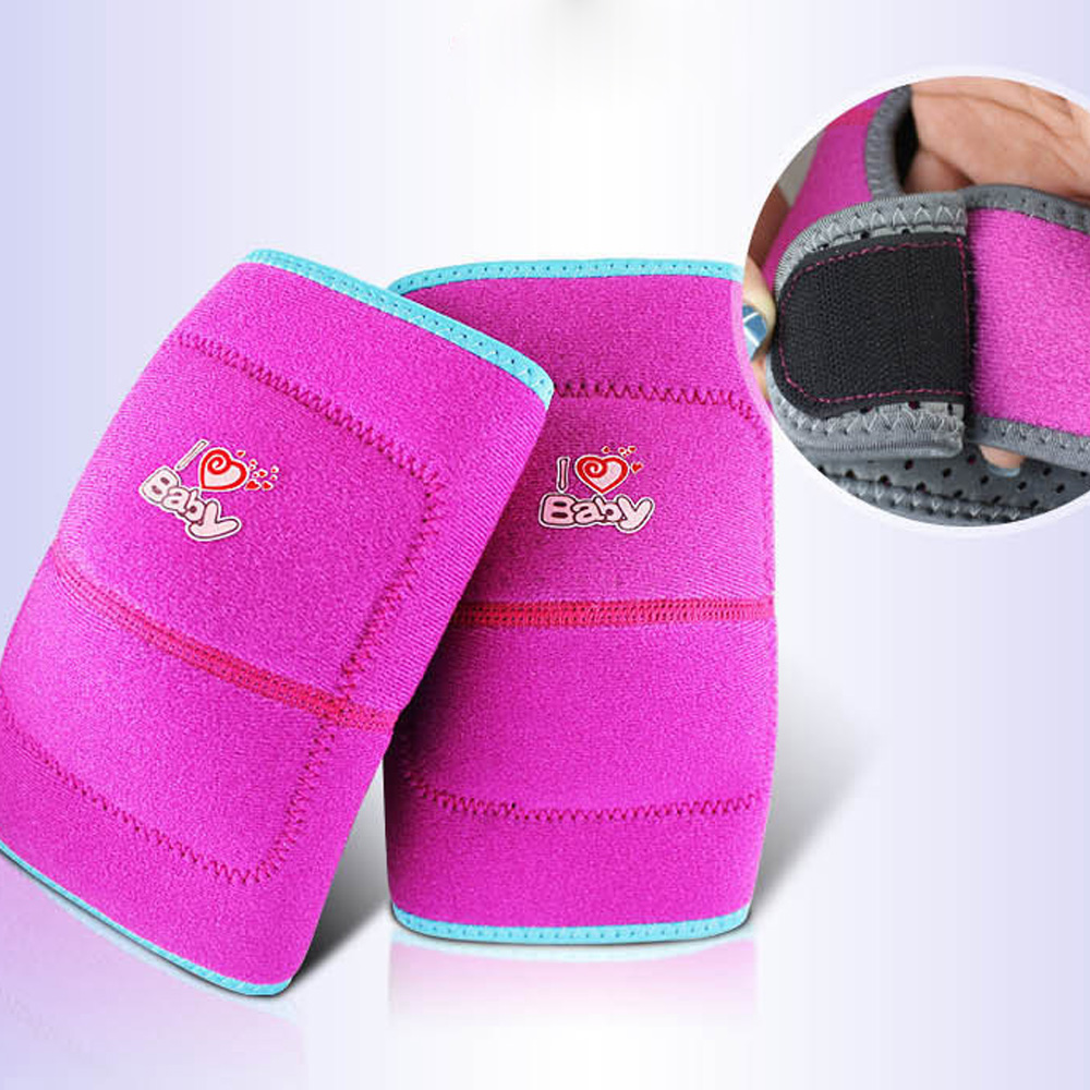 Children Knee Support Kids Knee Protection Anti-skid Sport Safety Knee Pad Dance Volleyball Soccer Skating Kneecap