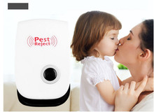 Pest Control Ultrasonic Pest Repeller Mosquito Killer Electronic Anti Rodent Insect Repellent Mole Mouse Cockroach Mice Dropship useful ultrasonic electronicrepeller new white riddex plus electronic pest rodent control eepeller 220v
