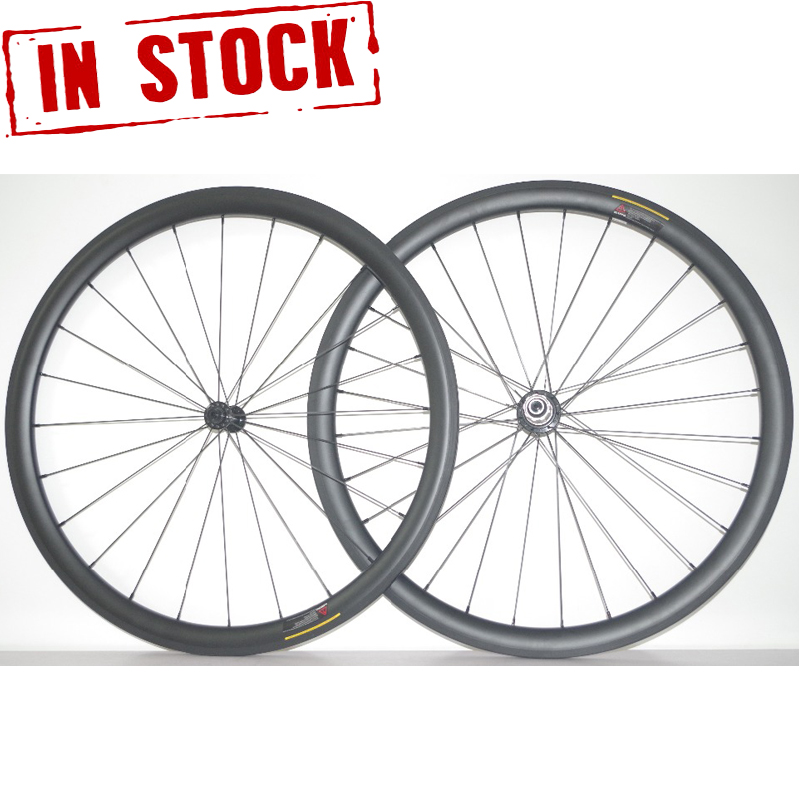 PRO керамические подшипники 38 мм x 25 мм U Форма 700c Tubular дороги углерода колеса велосипеда велосипед колесной UD матовая 20/24 отверстия