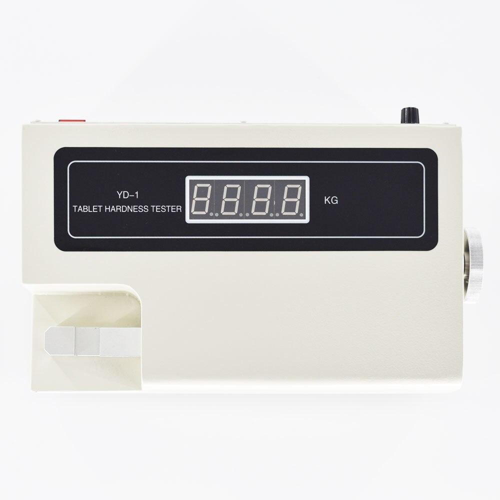 Digital Tablet Hardness Tester Gauge YD-1 Durometer High Precision Pressure Sensor