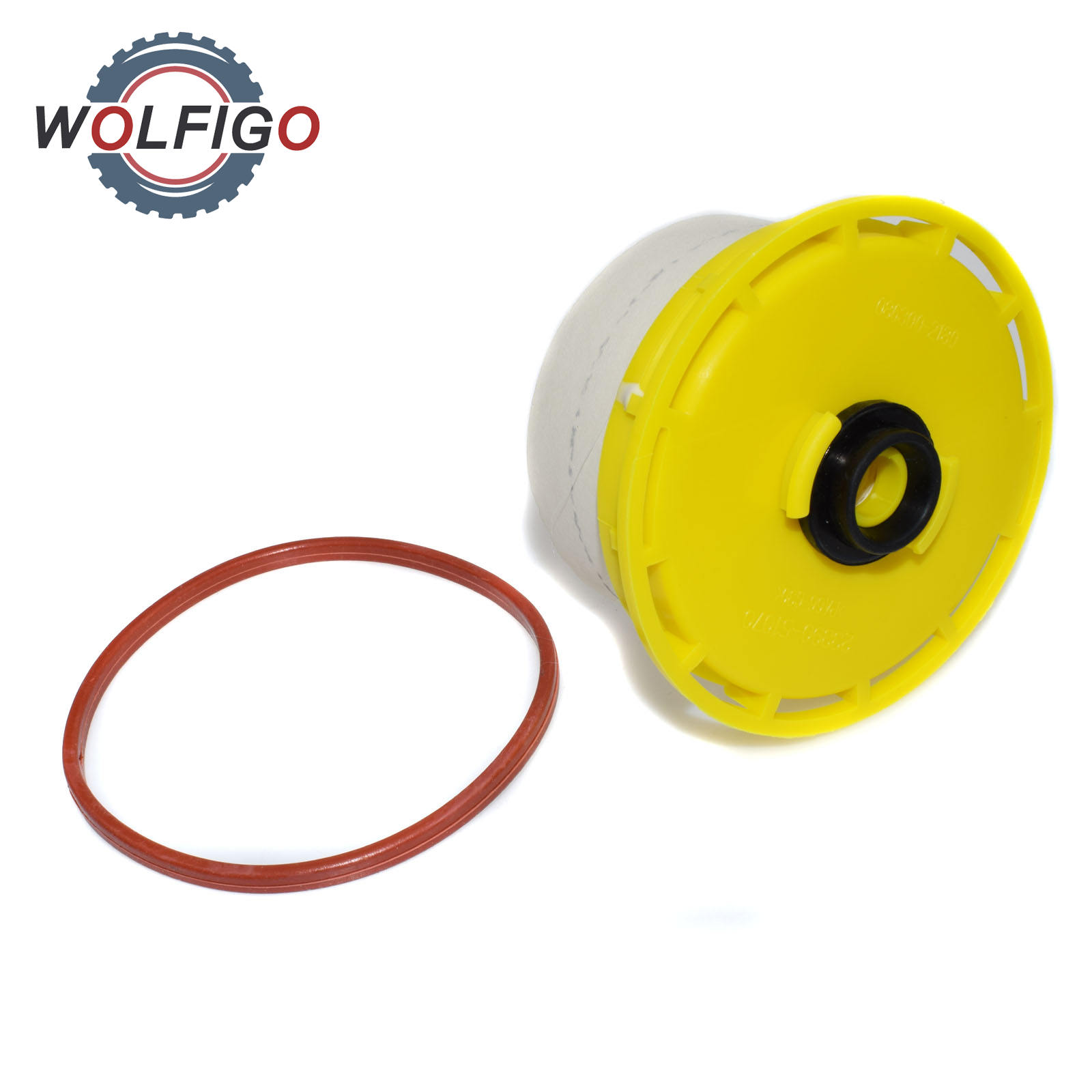 Wolfigo Fuel Filter For Toyota Land Cruiser 70 200 202 Lexus Lx450d 2006 Jeep Commander 460 570 23390 51070 2339051070 5102023390 In Filters From Automobiles