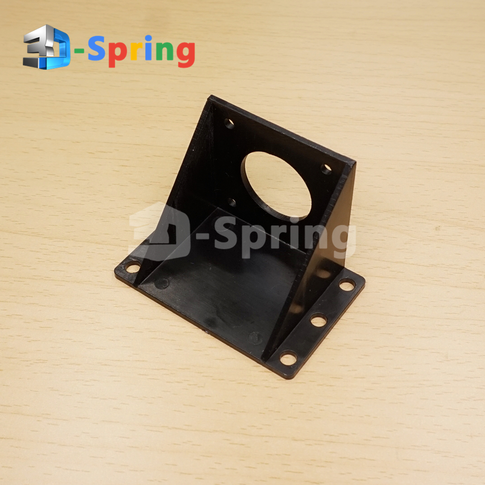 3D Printer 42 Nema 17 Steper Motor Mounting Bracket ABS Plastic for RepRap Makerbot Bowden Ultimaker