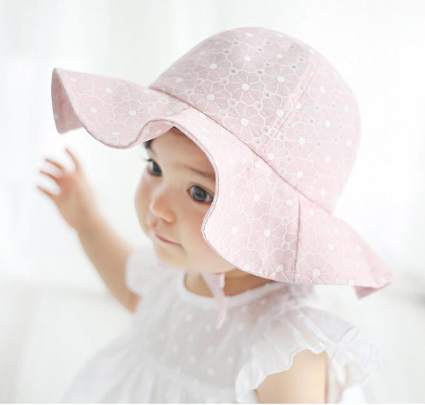 829f22ca16f TELOTUNY Baby Hat 2018 Toddler Infant Kids Sun Cap Summer Outdoor Baby  Girls Boys Sun Beach