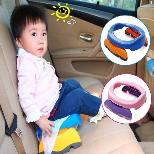 S004 free shipping Baby Travel Potty Chair 2 in 1 Seat Kids Comfortable Portable Toilet Assistant Multifunction
