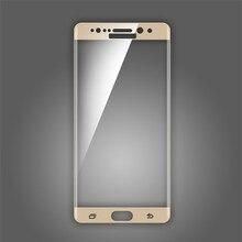 100 шт/партия 3D полное покрытие для samsung Galaxy Note7 Закаленное стекло протектор экрана для Note 7 9 Note fe Note Fan Edition(L0913