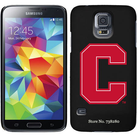 Cornell University Samsung Galaxy S5 Cases With Mascot C Cornell Mascot leaning Design