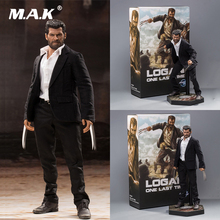 1/6 Full Set Collectible SST003 Wolverine LOGAN Suit Version with Double Heads(Normal/Angry)) Model for Fans Collection Gifts