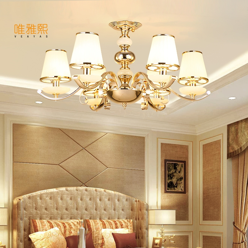 Us 115 5 45 Off Gl Lamp Dining Room Bedroom Hallway Chandelier Lighting Lamps Chandeliers In From Lights On