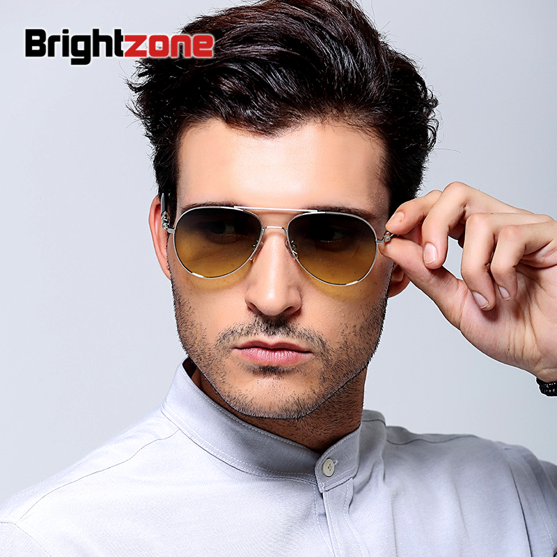 Day And Night Dual Purpose Defence Glare Defence Lamp Polarized - Apparel Accessories - Photo 1