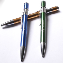 Newest design business gift laser engraved metal pens 500pcs a lot customized with your Company name/ web url /contacts Free