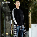 VIISHOW Fashion Sweatshirt Black Men casual Clothing Letter Male Streetwear long sleeve Hoodies Men pullover Sweatshirts