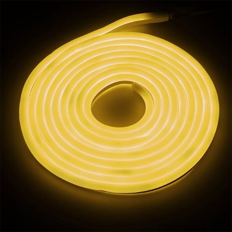 Tiras de Led decoração de casa Feature : Led Neon Flex