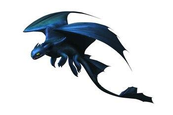 На заказ, на холсте, художественные наклейка Беззубик Аниме Обои тренировать вашего Dragon постер, Как приручить вашего Dragon наклейки на стену Д...