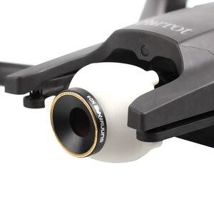 Image 5 - 新アップグレード mcuv cpl ND4 ND8 ND16 ND32 レンズフィルターバンドルキットオウム anafi カメラドローンアクセサリー uv nd レンズフィルター