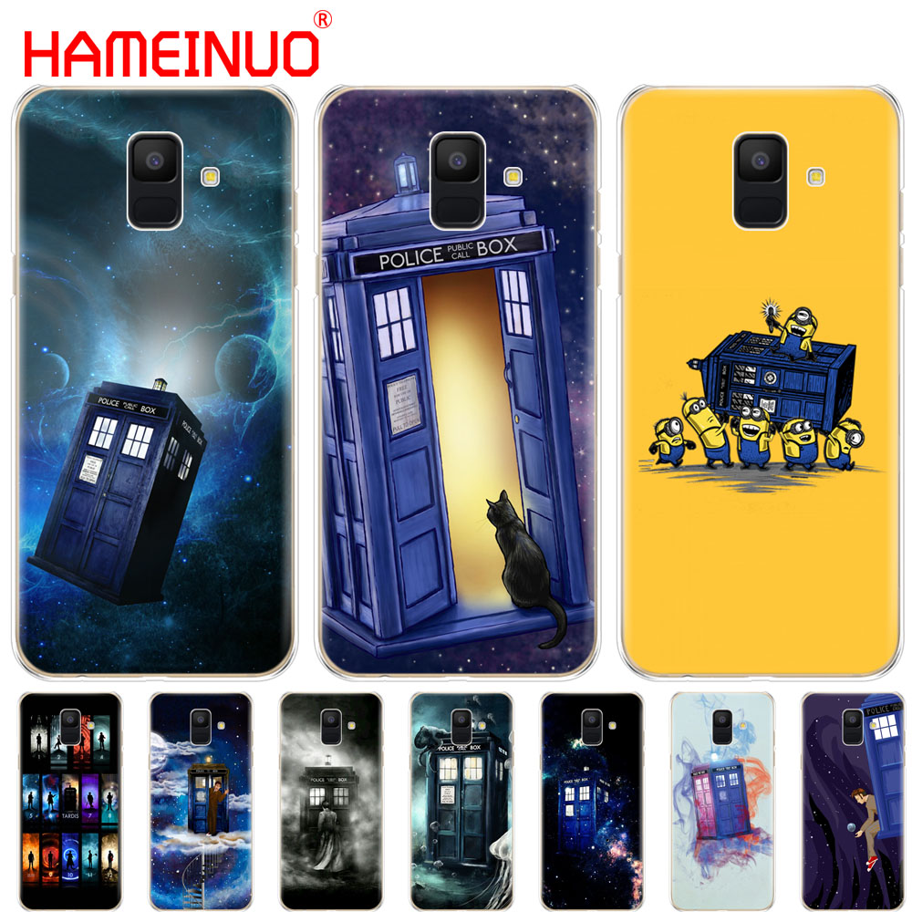 Kmuysl Tardis Box Doctor Who Dw Tpu Ultra Thin Transparent Soft Case Cover For One Plus Oneplus 5t 6 Discounts Price Cellphones & Telecommunications
