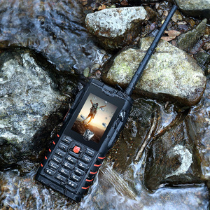 Image 5 - Ioutdoor T2 IP68 مقاوم للماء مقاوم للصدمات جوّال المهامّ الوعرة اسلكية تخاطب وحدة تخزين طاقة للهاتف المحمول مصباح يدوي 4500mAh لوحة مفاتيح روسية