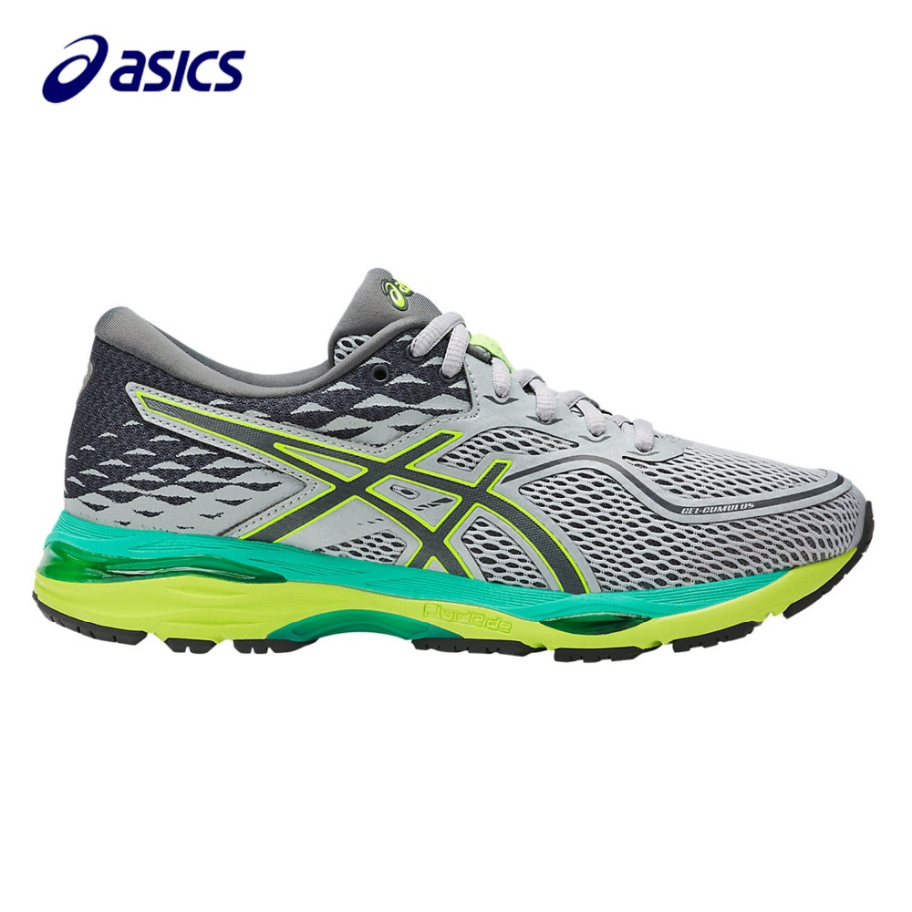 Orginal ASICS 2018 New Women Running Shoes  Breathable Stable Shoes Outdoor Tennis Shoes Classic Leisure Non-slip T7B8N-9697
