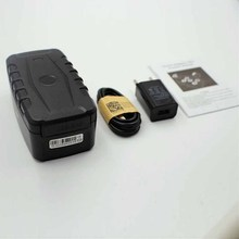 auto Car GPS Tracker LK209C 20000mAh Battery Real Time Vehicle Locator Powerful Magnet Standby Time 240