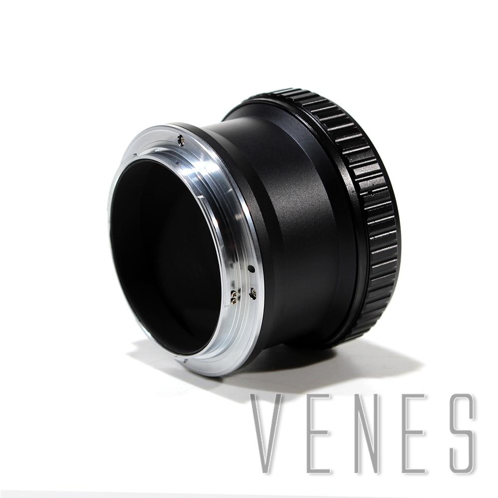 Pixco HB-GFX, Adaptador de lentes para lentes Hasselblad que se adaptan a la cámara digital sin espejo Fujifilm G-Mount GFX, como la GFX 50S