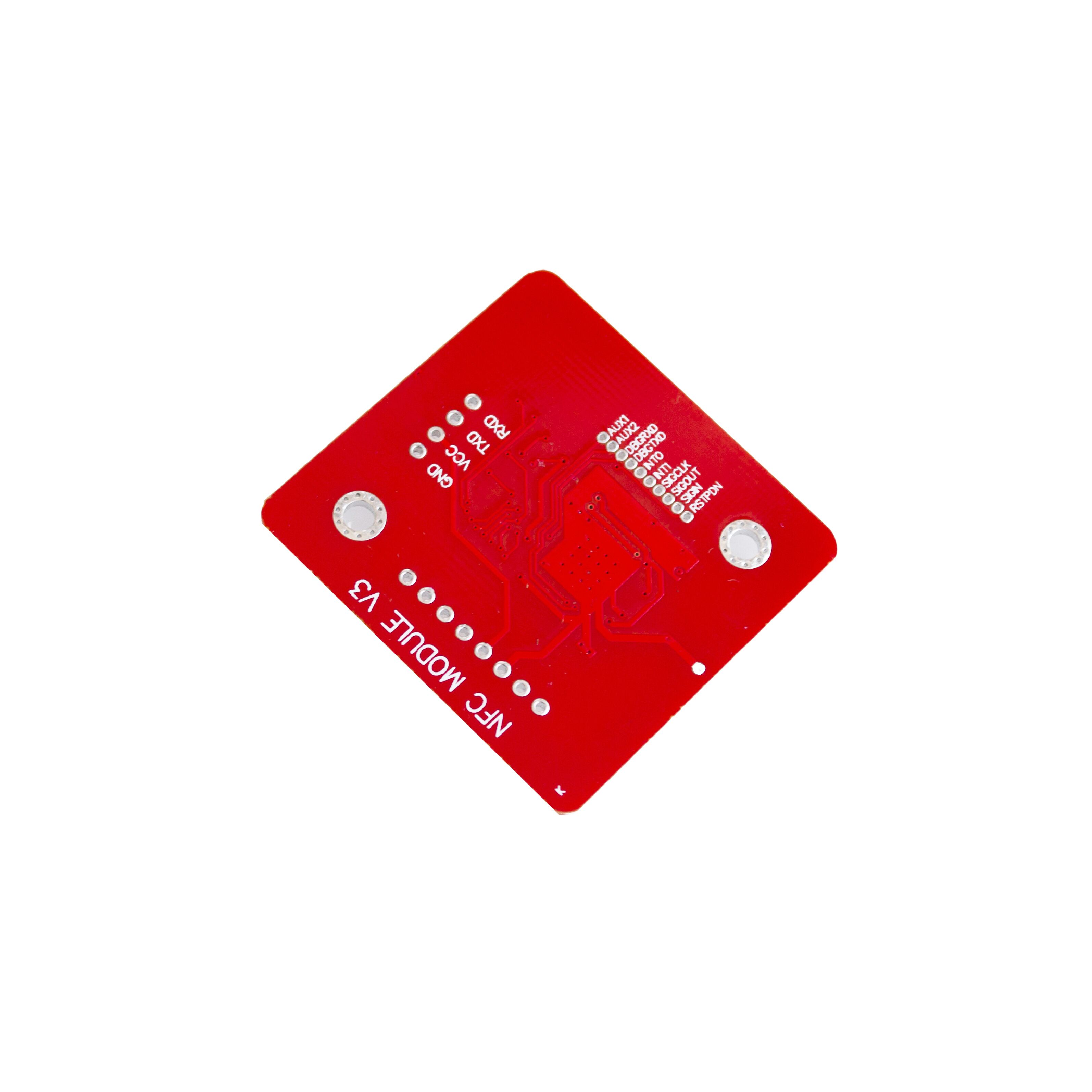 Image 3 - 10SETS/LOT PN532 NFC RFID module V3, NFC with Android phone extension of RFID provide Schematic and library-in Integrated Circuits from Electronic Components & Supplies
