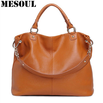Genuine Leather Bags Ladies Real Leather Bags Designer Handbags High Quality Female Crossbody Shoulder Casual Tote Bag for women