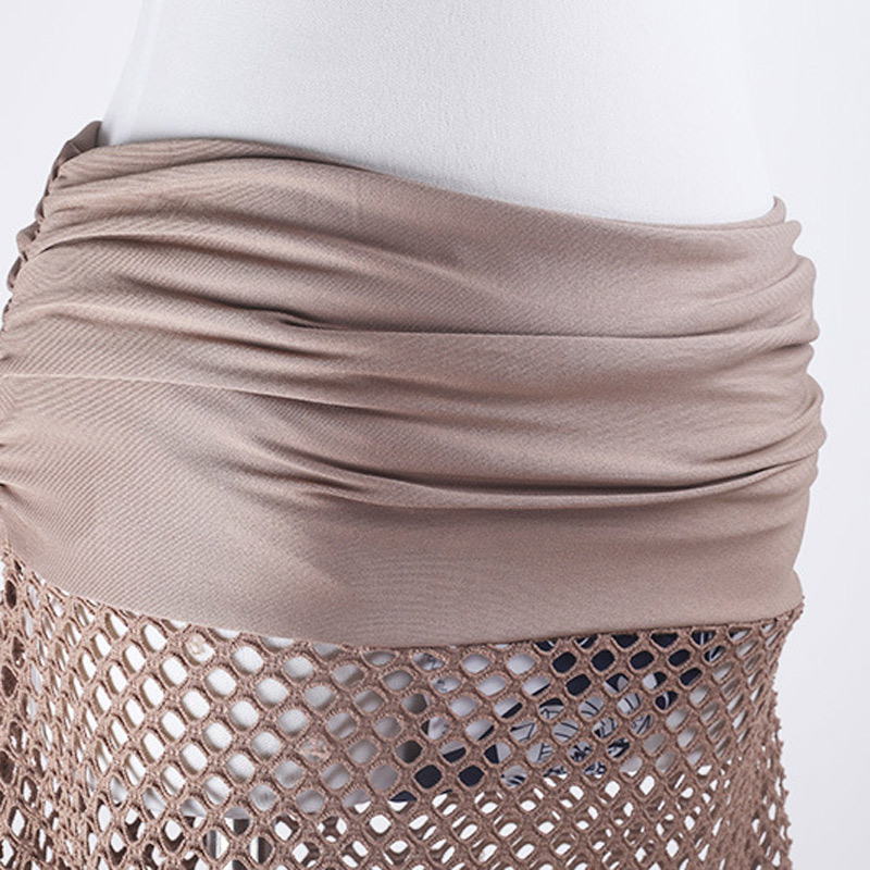 Frauennetz Aushöhlen Langen Rock Neue 2017 Sommer Häkeln Bikini