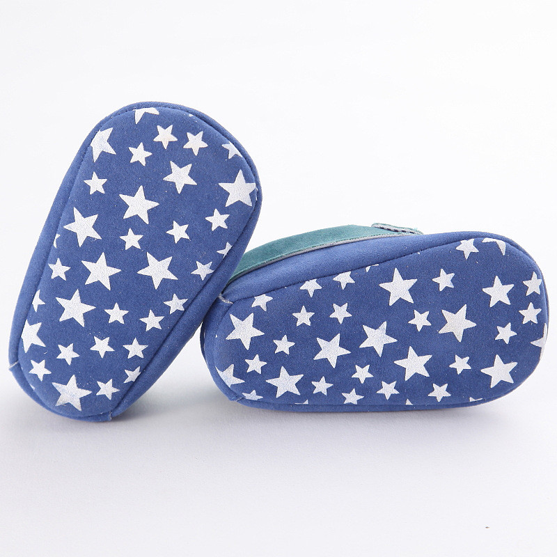 TOPATY 2018 Brand New Fashion Baby Girl boy toddler Shoes newborn First walkers Star soft bottom Anti-Skid Infantil Kids Shoes