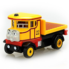 D926 Scarce Thomas and friends ISOBELLA Diecast Metal magnetic locomotive children Track Toys birthday gift toys