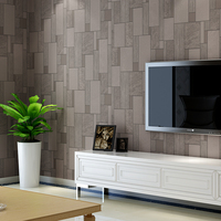 New Modern Mosaic Wallpaper 3d Black And White Fashion Living Room Tv Backsdrop Wall Paper Eoll