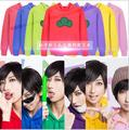 New Anime Osomatsu-san Cosplay Hoodie Jackets Men Women Karamatsu Tees Osomatsu San Halloween Cosplay Costume