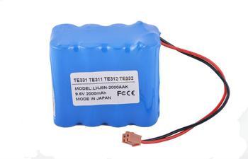 FOR Terumo TE-331 Is Compatible With TE-331 TE311 TE-312 TE-332E Infusion Pump Battery