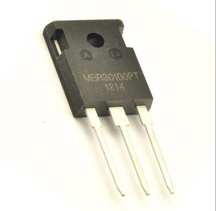 5PCS MBR30100PT TO-247 MBR30100 TO-3P 30100PT 30A 100V Schottky Diode