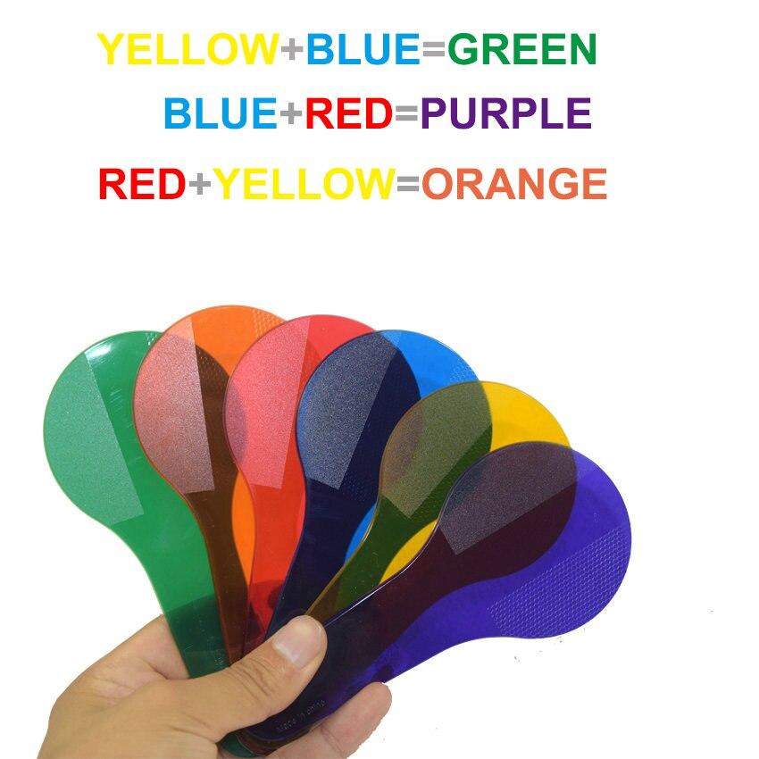 Bebé Montessori Juguetes educativos Color tabletas Tarjeta de aprendizaje de Juguetes educativos para niños Juguetes Brinquedos YI0944H
