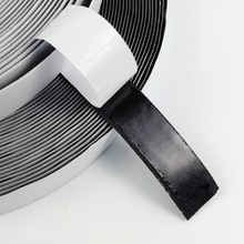 16/20/25/30mm*10Meters Magic Tape Self Adhesive Hook Loop Fastener Nylon Sticker Discs Sewing with Glue