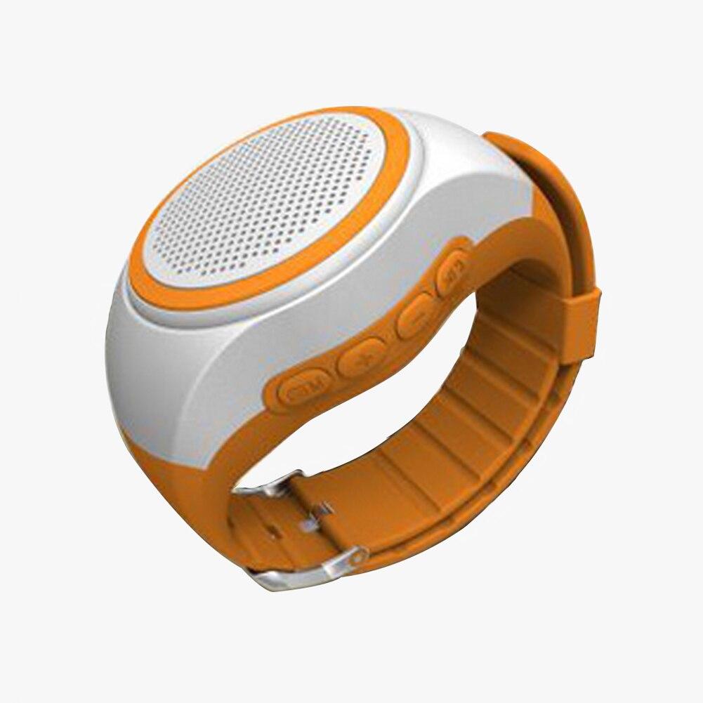 5pcs/lot Smart Speaker Watch B20 Portable Mini Watch Bluetooth 2.1+EDR Sport Speaker TF Card FM Audio Radio Speakers