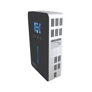 Image 4 - MPPT الشمسية جهاز التحكم في الشحن 60A 50A LCD الخلفية عرض اللمس التبديل 12V 24V 36V 48V السيارات ألواح خلايا شمسية شاحن منظم