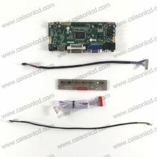 Suporte placa controladora NT68676 LCD HDMI + DVI + VGA + AUDIO para o painel LCD 12.1 polegada 800×600 LCD modelo fácil reparar frete grátis