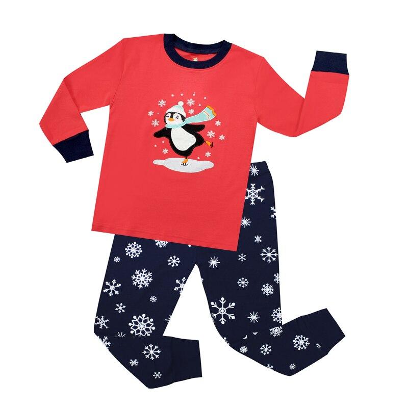 Boys Christmas Pajamas.Us 5 32 40 Off 2018 New Boys Christmas Pajamas Children Xmas Clothing Sets Girls Christmas Pajama Set Baby Unicorn Pijamas Pyjamas Kids Pjs In