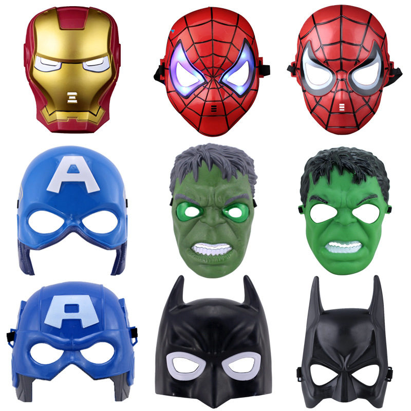 how to make a superhero mask for kids