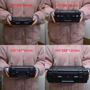 Image 3 - مقاوم للماء حالة السلامة ABS البلاستيك أداة صندوق في الهواء الطلق التكتيكية صندوق تجفيف مختومة معدات السلامة تخزين حاوية أداة خارجية