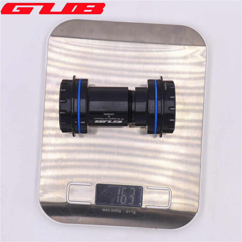 Керамический подшипник GUB PF30 BB30, нижний кронштейн от 30 до 24/22 мм для шоссейного велосипеда BB