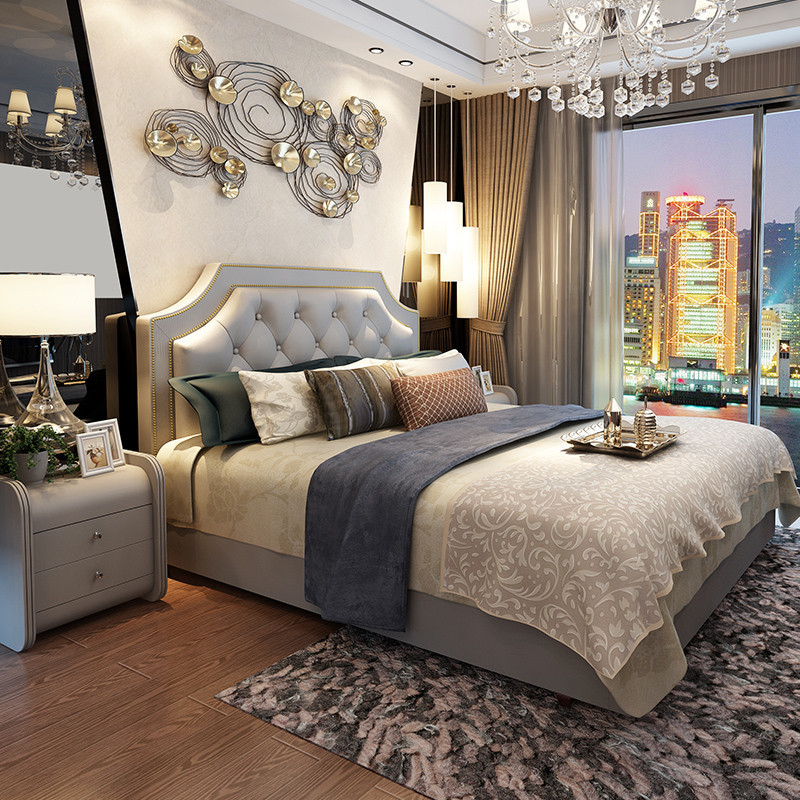 Modernes Design Betten-kaufen Billigmodernes Design Betten Partien ... Schlafzimmer Amerikanischer Stil