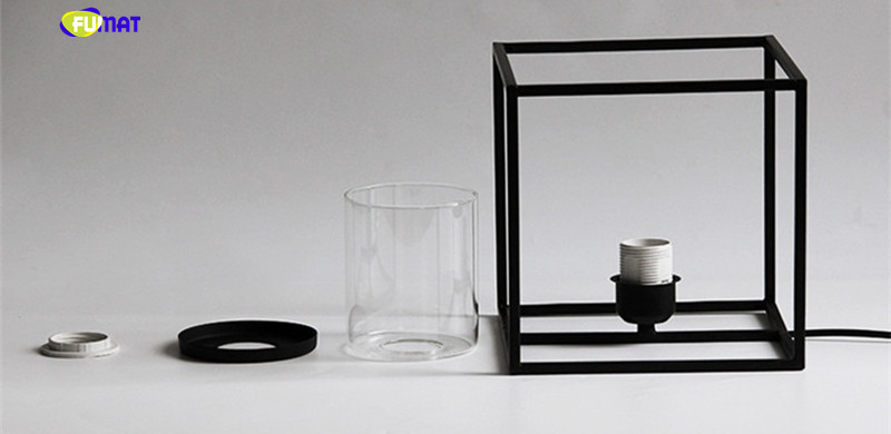 Cubic Table Lamp 22