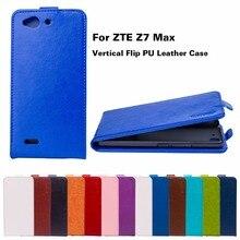 TAOYUNXI Flip Phone Covers Case For ZTE Nubia Z7 Max Z7Max Case PU Leather For ZTE Nubia Z7 Mini Z9 Mini Z9Mini Cover Holster