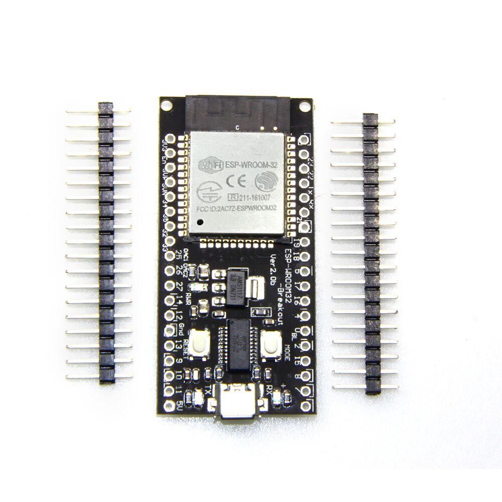 TTGO TS V1 2 DIY коробка ESP32 1,44 дюймов 128*128 TFT слот для карты